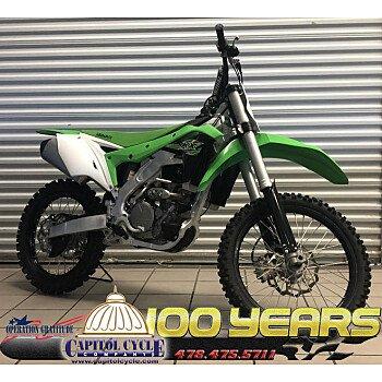 2018 Kawasaki KX250F for sale 200562333