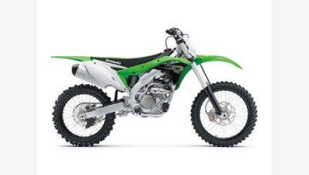 2018 Kawasaki KX250F for sale 200562334