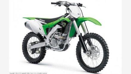2018 Kawasaki KX250F for sale 200626457