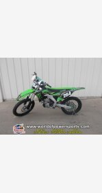 2018 Kawasaki KX250F for sale 200637003