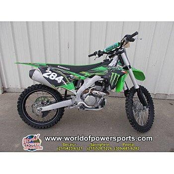 2018 Kawasaki KX250F for sale 200637003