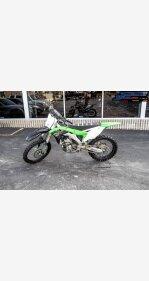 2018 Kawasaki KX250F for sale 200655759