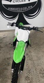 2018 Kawasaki KX250F for sale 200707852