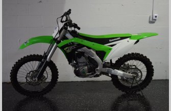 2018 Kawasaki KX250F for sale 200712307