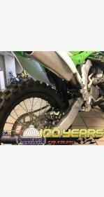2018 Kawasaki KX250F for sale 200754559