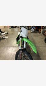 2018 Kawasaki KX250F for sale 200849542