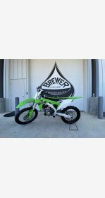 2018 Kawasaki KX250F for sale 200913930