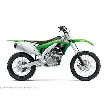 2018 Kawasaki KX450F for sale 200504258