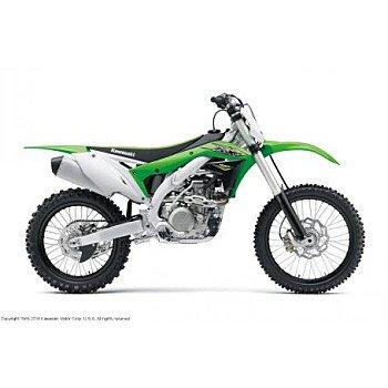 2018 Kawasaki KX450F for sale 200607637