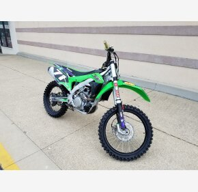 2018 Kawasaki KX450F for sale 200623263