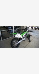 2018 Kawasaki KX450F for sale 200634758