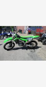 2018 Kawasaki KX450F for sale 200638860