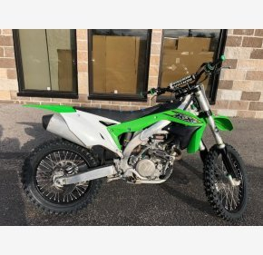 2018 Kawasaki KX450F for sale 200650027
