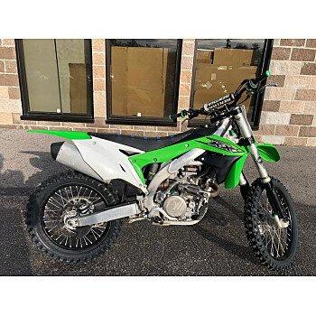 2018 Kawasaki KX450F for sale 200650027