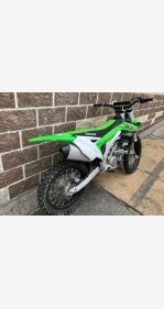 2018 Kawasaki KX450F for sale 200699895
