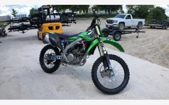 2018 Kawasaki KX450F for sale 200741991