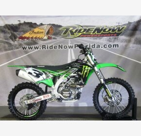 2018 Kawasaki KX450F for sale 200759027