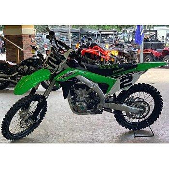 2018 Kawasaki KX450F for sale 200779722