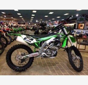 2018 Kawasaki KX450F for sale 200780243