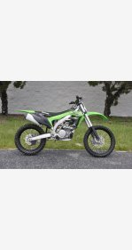 2018 Kawasaki KX450F for sale 200781804