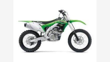 2018 Kawasaki KX450F for sale 200812666