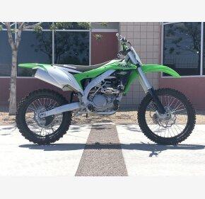 2018 Kawasaki KX450F for sale 200921475
