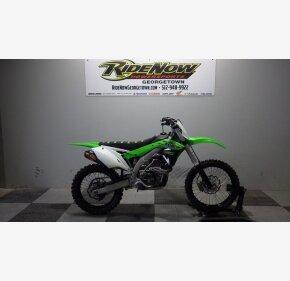 2018 Kawasaki KX450F for sale 200937862