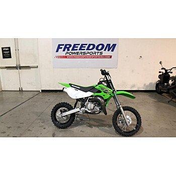 2018 Kawasaki KX65 for sale 200687303