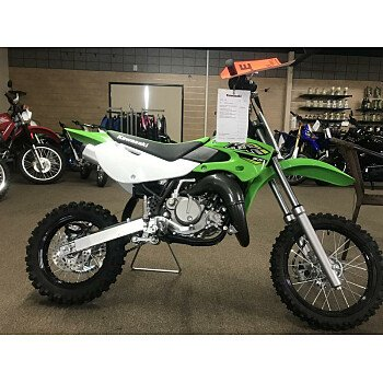 2018 Kawasaki KX65 for sale 200713437