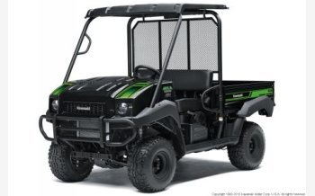 2018 Kawasaki Mule 4010 for sale 200505210