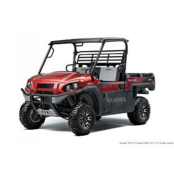 2018 Kawasaki Mule PRO-FXR for sale 200520507