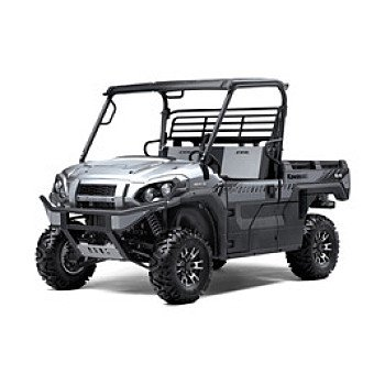 2018 Kawasaki Mule PRO-FXR for sale 200562188