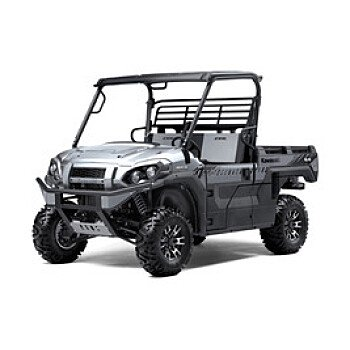 2018 Kawasaki Mule PRO-FXR for sale 200562191