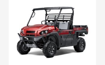 2018 Kawasaki Mule PRO-FXR for sale 200574993