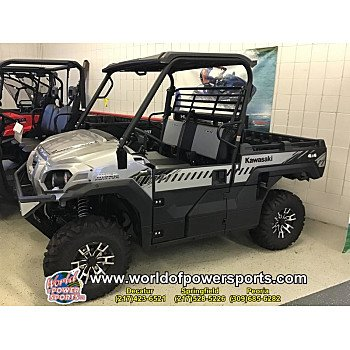 2018 Kawasaki Mule PRO-FXR for sale 200636797
