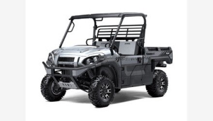 2018 Kawasaki Mule PRO-FXR for sale 200487378