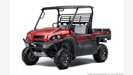 2018 Kawasaki Mule PRO-FXR for sale 200503087