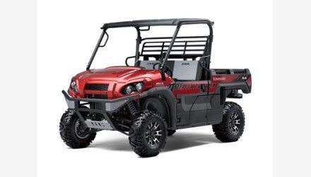 2018 Kawasaki Mule PRO-FXR for sale 200546680