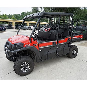 2018 Kawasaki Mule PRO-FXT for sale 200570032