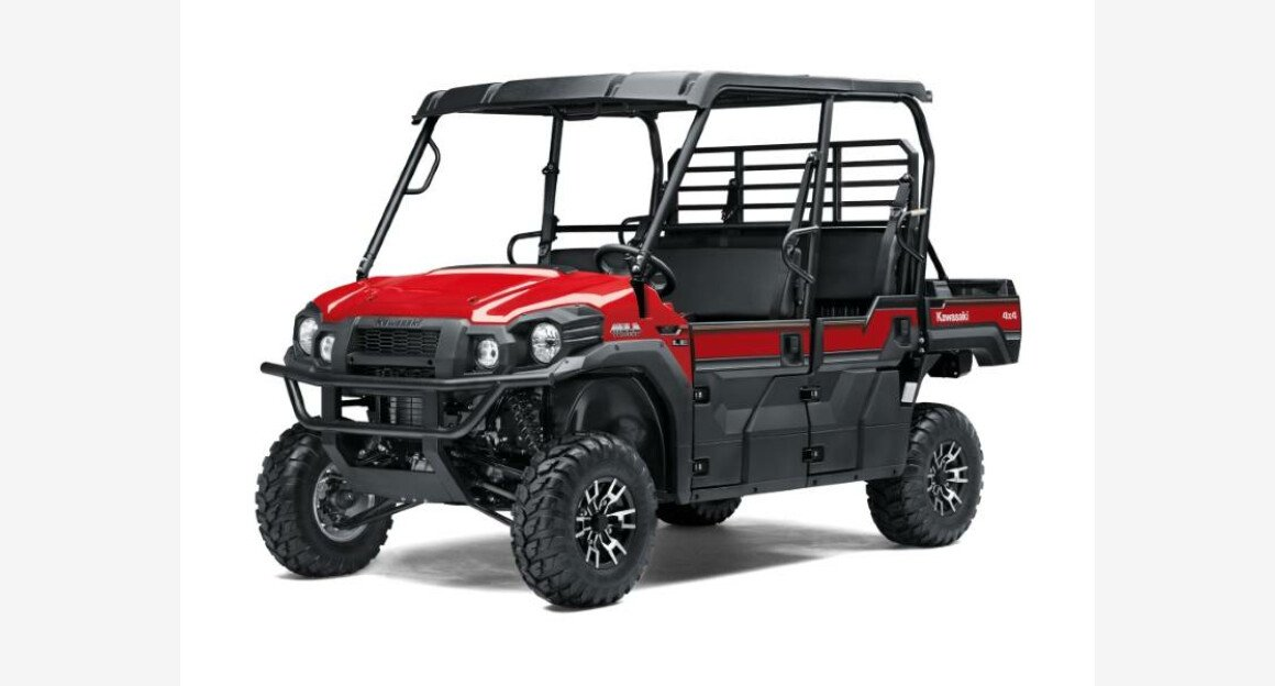 2018 Kawasaki Mule PRO-FXT for sale 200647634