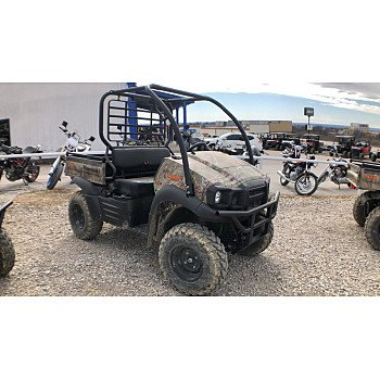 2018 Kawasaki Mule SX for sale 200679604