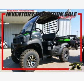 2018 Kawasaki Mule SX for sale 200546799