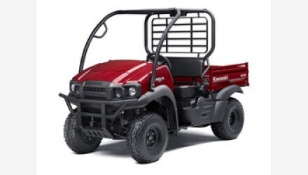 2018 Kawasaki Mule SX for sale 200562241