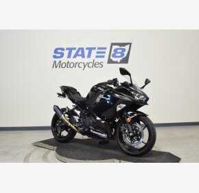 2018 Kawasaki Ninja 400 for sale 200810854