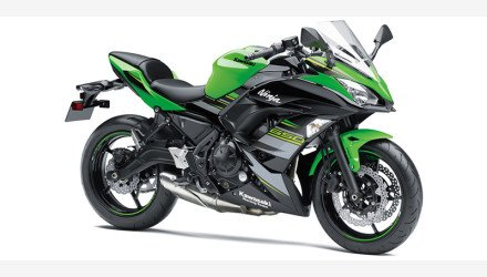2018 Kawasaki Ninja 650 for sale 200876254