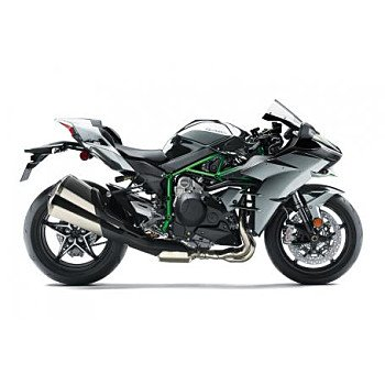 2018 Kawasaki Ninja H2 for sale 200608546