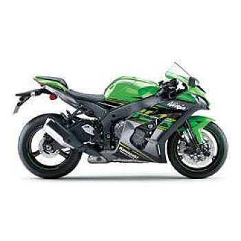 2018 Kawasaki Ninja ZX-10R for sale 200659390