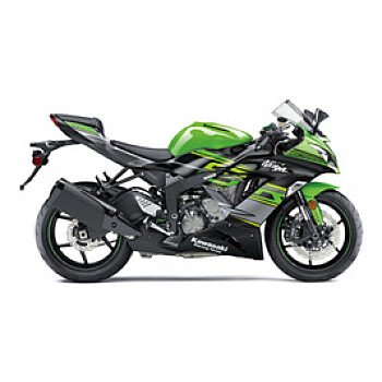2018 Kawasaki Ninja ZX-6R for sale 200508187