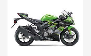 2018 Kawasaki Ninja ZX-6R for sale 200554391