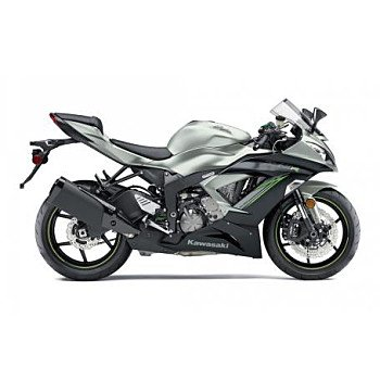 2018 Kawasaki Ninja ZX-6R for sale 200608784